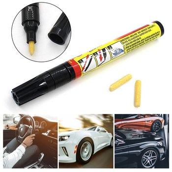 Stylizacja samochodów Portable Fix It Pro Clear naprawa zarysowań samochodowych pisak do usuwania płaszcz aplikator Universal Auto marker z farbą tanie i dobre opinie CN (pochodzenie) NONE Farby i dekorowanie Universal Auto Paint pen Black