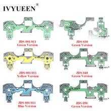 Ivyueenプレイステーション 4 PS4 プロスリムコントローラー導電性フィルムキーパッドフレックスケーブルデュアルショック 4 リボン回路ボードjds 050