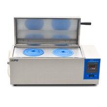 Цифровой дисплей, Электрический нагрев, постоянный три резервуара для воды, постоянная температура, водяная ванна, высокая точность, контроль температуры