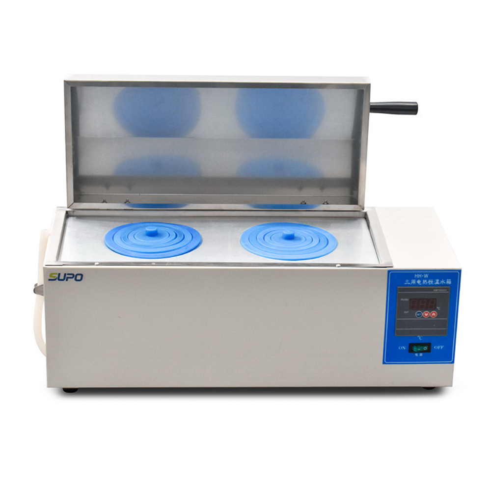 Цифровой дисплей, Электрический нагрев, постоянный три резервуара для воды, постоянная температура, водяная ванна, высокая точность, контро...