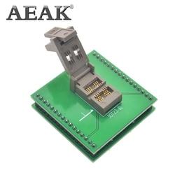 AEAK SOT23-6L SOT23 к DIP6 IC программатор адаптер тестовая розетка микросхемы