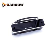 بارو OLED شاشة ديجيتال مقياس الحرارة المياه استخدام ل GPU كتلة محول إضافة في المبرد G1/4 ميزان الحرارة الاستشعار المناسب