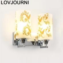 Lamp Techo Colgante Moderna Home Deco Dressing Table Applique Murale Luminaire Led Wandlamp Lampara De Pared Interior Wall Light