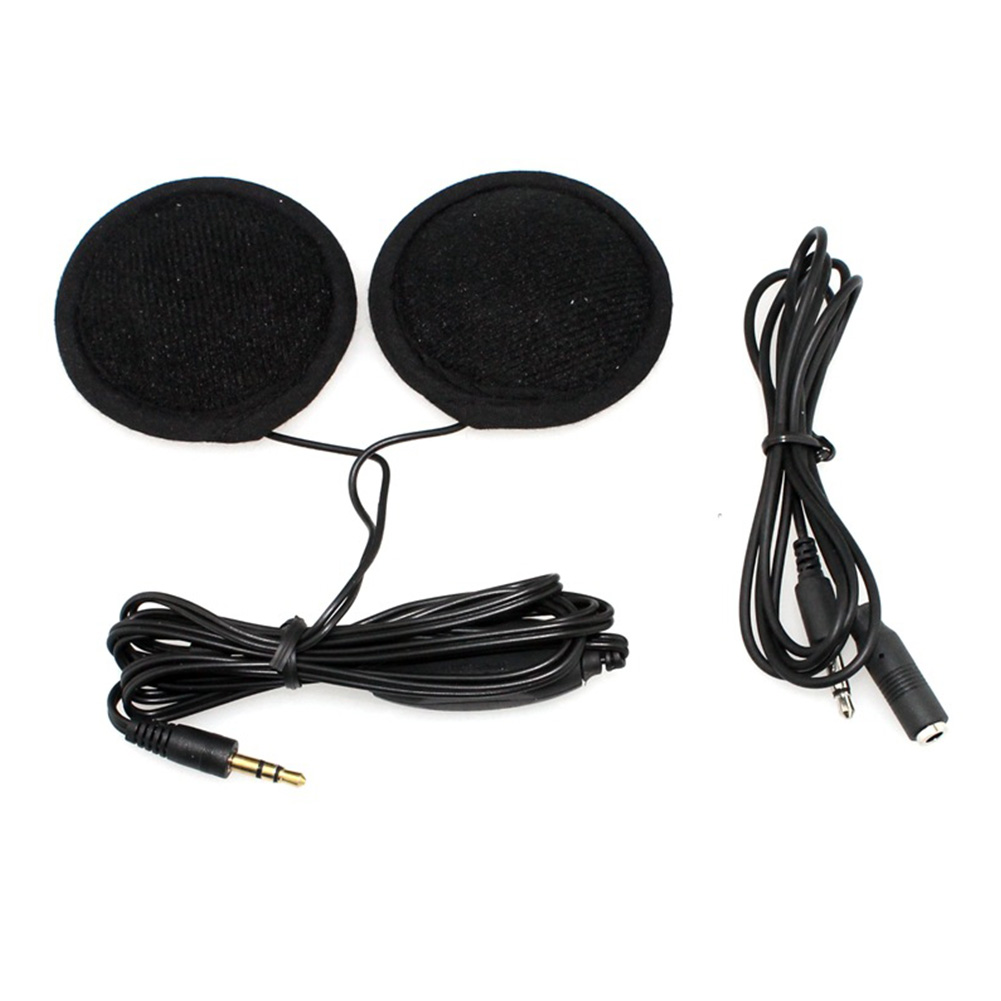 New High Quality Motorcycle Helmet Earphone Headset Sport Stereo For MP3 Phone Music Device