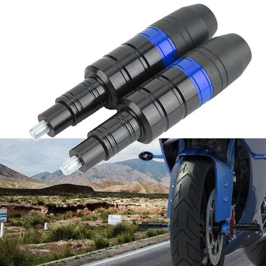 Универсальный 8 мм защита падения мотоцикла Rod скутер Алюминиевый для мотоцикла Двигатель разбиться ползунок Защитная палочка бар
