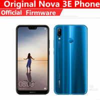 HuaWei-teléfono inteligente P20 Lite Nova, Rom internacional, 4G, LTE, Android 8,0, 5,85
