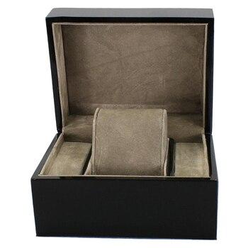 コレクションケース シングル 時計ボックス 木製 使いやすい
