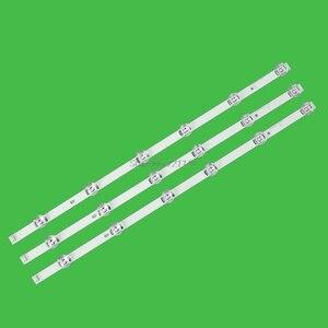 """Image 3 - 3 pièces/ensemble LED rétro éclairage bande 6 lampe barre lumineuse pour Lg 32 """"TV 32LB5800 UG 32LB5610 vente en gros et livraison directe"""