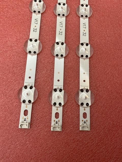 Светодиодная лента для подсветки LG 32LJ610V 32LJ510V 32LJ510U HC320DXN ABSL1 2143 LC320DXE (FK)(A2) 6916L 2855B V18 32 V17 32