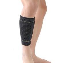 Shin Guard  Leg Sleeves Elastic Lower Protective Pad Sleeve Protector For Basketball Climbing Running Cycling