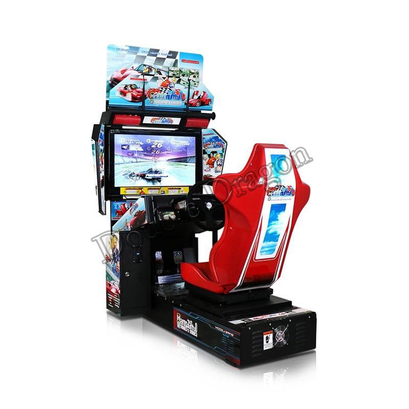 Outrun Driving Car Racing Simulator Game IO board for Arcade Motherboard Game Consol Machinee Kits image