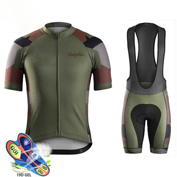 2020 Raphaful Summer Cycling Jersey Set Breathable MTB Bicycle Cycling Clothing Mountain Bike Wear Clothes Maillot Ropa Ciclismo pro cycling jersey set cycling wear for summer mountain bike clothes bicycle clothing mtb bike cycling clothing cycling suit