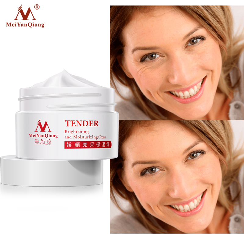 Moisture Cream  Skin Care Face Lift Essence Tender Anti-Aging Whitening Wrinkle Removal Face Cream Hyaluronic Acid 1