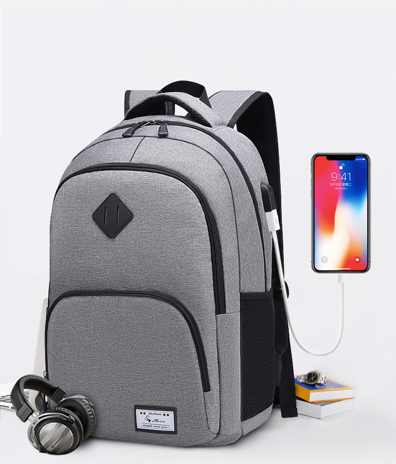 Backpack Lady Retro Leather Fashion Wild Casual Bag College Wind Bag Travel Backpack 27/×13/×32CM Multipurpose Daypacks