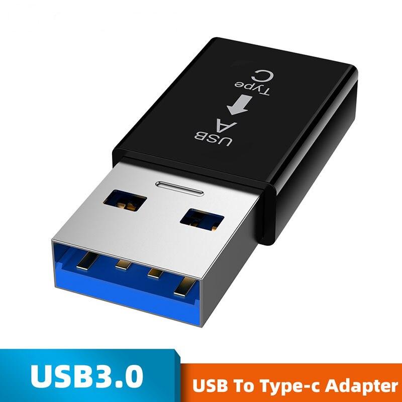 1 шт. Тип C USB 3,0 адаптер быстрой Портативный кабель для зарядки и передачи данных с Тип Type-C для зарядки и синхронизации данных адаптер Кабели ...
