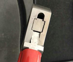 Image 4 - Anahtar Kesici Çilingir Araba Anahtarı Kesici aracı Oto Anahtar Kesme Makinesi Çilingir Malzemeleri Kesim Düz Tuşları Doğrudan