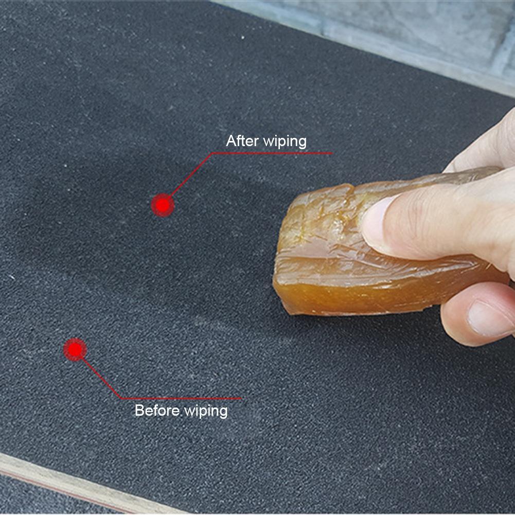 Abrasive Belt Cleaner Cleaning Eraser Abrasive Sanding Belts Clean Block For Cleaning Sander, Shoes, Skateboard