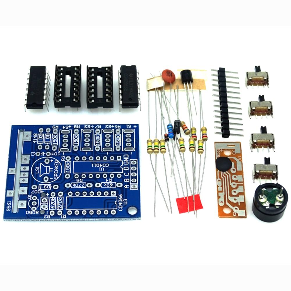 16 Music Box 16 Sound Box 16-Tone Box BOX-16 Electronic Module DIY Kits