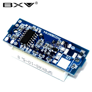 Тестер мощности литий-ионной батареи серии 1S 2S 3S 6S 7S, дисплей модуля индикатора емкости литиевой батареи для электромобилей, Li-ion
