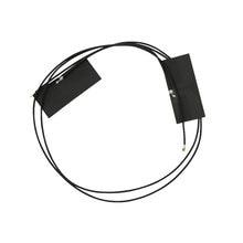 Asunflower 1 זוג M.2 אנטנת Mini PCI E האלחוטית Wifi MHF4 מחשב נייד/Embedded Dual Band אנטנה עבור NGFF WIFI WLAN bluetooth