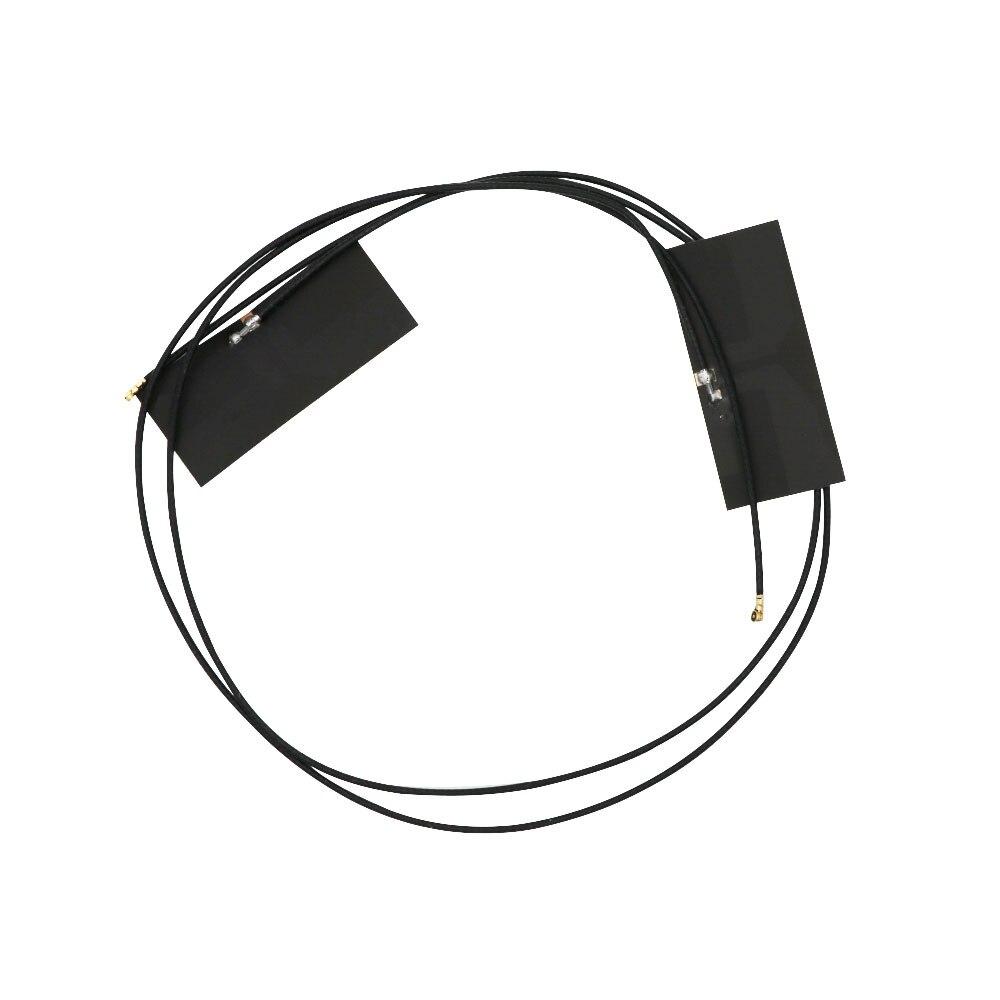 Asunflower 1 Pair M.2 Antenna Mini PCI-E Wireless Wifi MHF4 Laptop/Embedded Dual Band Antenna For NGFF WIFI WLAN Bluetooth