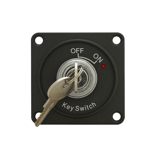 $ 32.49 Key switch power switch with LED 2-position switch