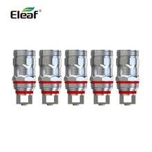 5 Pz/lotto Originale Eleaf EC M EC N 0.15ohm EC S 0.6ohm Bobine di Ricambio Evaporatore Adatto per MELO iJust ECM Atomizzatore