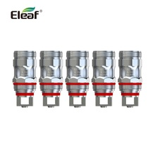 5PCs/lot Original Eleaf EC M EC N 0.15ohm EC S 0.6ohm Coils Replacement Evaporator Suitable for MELO iJust ECM Atomizer