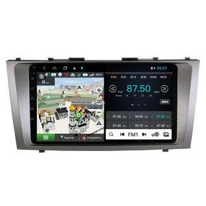 Image 5 - 2 Din 4 + 64G 8คอร์Android 9.0เครื่องเล่นDVDมัลติมีเดียรถสำหรับToyota Camry V40 2007 2008 2009 2010 2011วิทยุนำทางGps