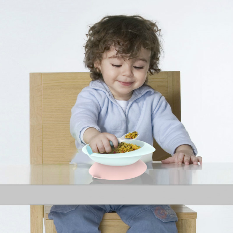 Children's Tableware Bowl Infant Complementary  Kids Food Bowl Baby Meal Feeding  Baby Plate  Kids Bowl Plates