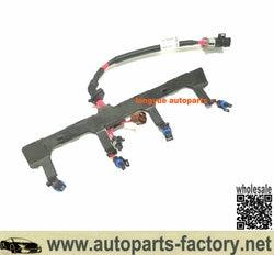 Longyue Isuzu Trooper 4JX1 T diésel 3L carril de aceite Sensor de presión sello inyector arnés 8971463368