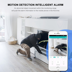 Image 3 - IP Camera Wifi Mini HD1080P Home Security Wireless Small CCTV Infrared Night Vision Motion Detection SD Card Slot Audio V380 APP