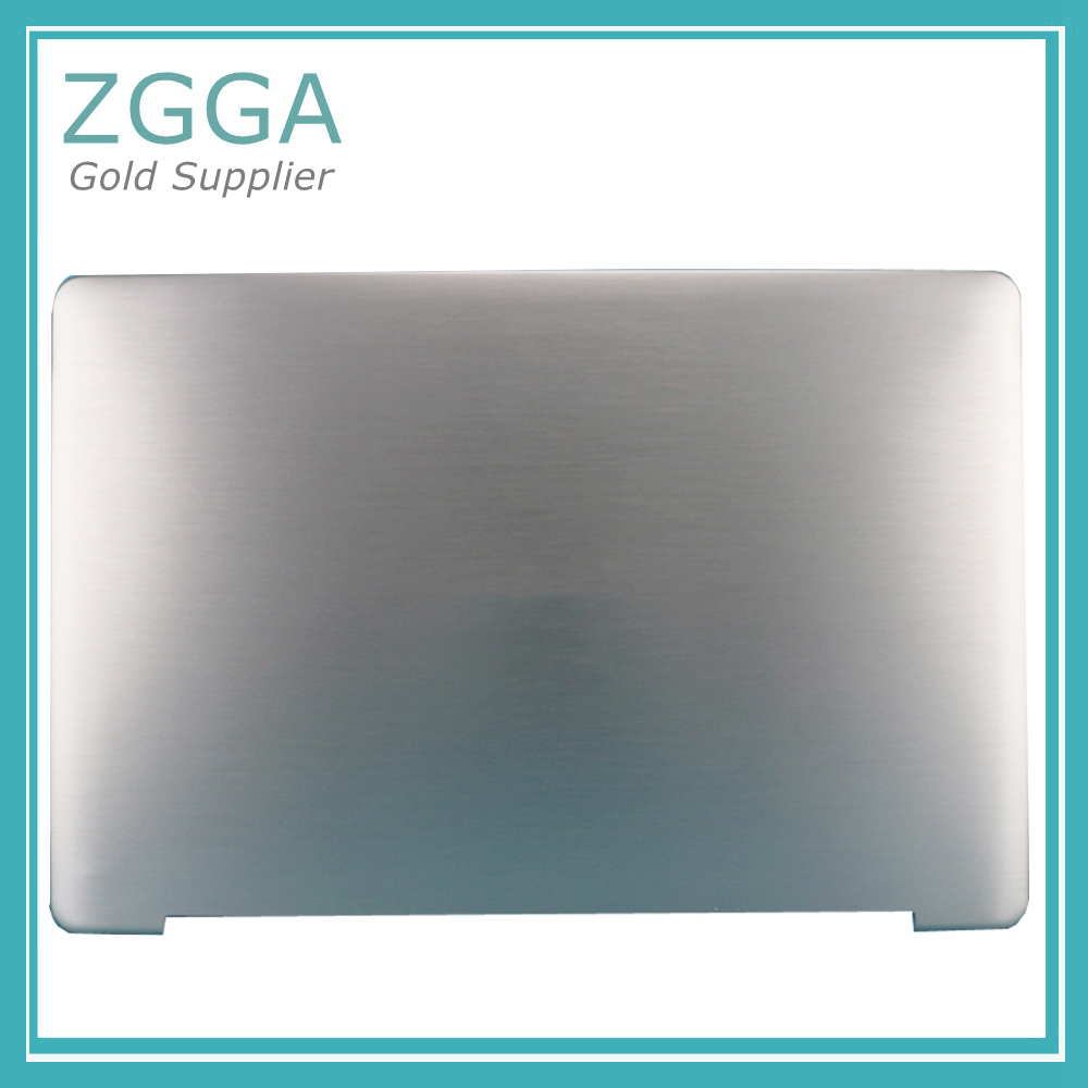 "New TOP LCD Rear Back Cover Case For Acer aspire F5-573 F5-573G 15.6/"" Silvery"