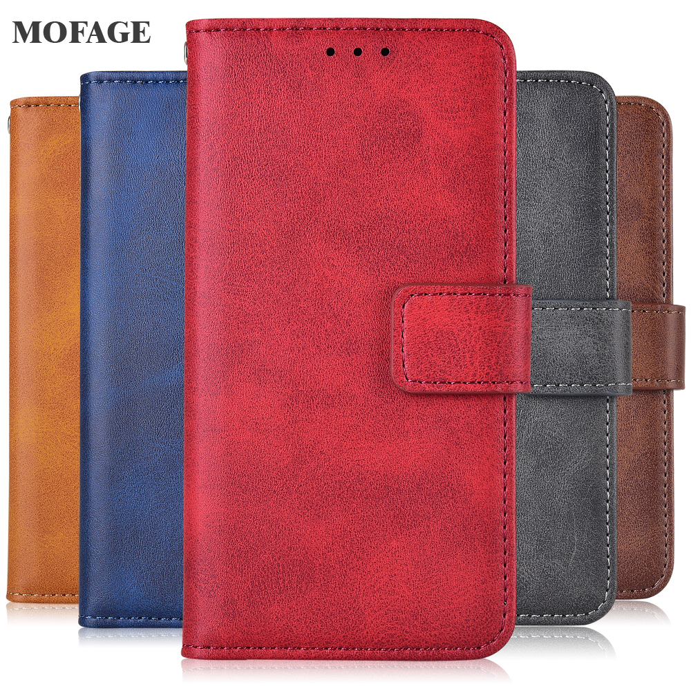 On Xiaomi A3 Cover Wallet Case For Xiaomi Mi A1 A2 5X 6X 8 9 SE Lite 9T Pro CC9 Meitu 5X Mi5X Mix 2S 3 5G CC9e Pocophone F1 Case(China)