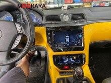 Android 9.0 araba multimedya oynatıcı Maserati GT/GC GranTurismo 2007   2017 otomobil radyosu Stereo GPS navigasyon başkanı ünitesi carplay
