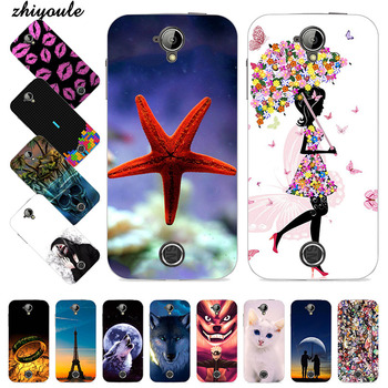 Soft Silicon Phone case For Acer Liquid Z320 Z330 M330 M320 4.5 Case Back Cover For Acer Liquid Z 320 Z 330 M 330 M 320 Para image