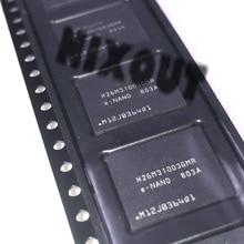 1 個〜 5 ピース/ロット H26M31003GMR H26M31003 BGA53 ブランド新オリジナル 4 グラム携帯電話ハードディスクメモリ収納チップ EMM フォント