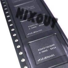 1 adet ~ 5 adet/grup H26M31003GMR H26M31003 BGA53 marka yeni orijinal 4G cep telefonu sabit disk bellek depolama çip EMM yazı tipi