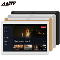ANRY Tablet 10 inch Android 7.0 Google Play Tablet PC with TF Card Slot and Dual Camera 64GB Storage 4G Wifi Bluetooth GPS