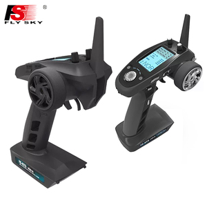 Image 3 - FS GT5,Flysky FS GT5 Transmitter With FS BS6 Receiver with gyro stabilization system For RC Car/Boat