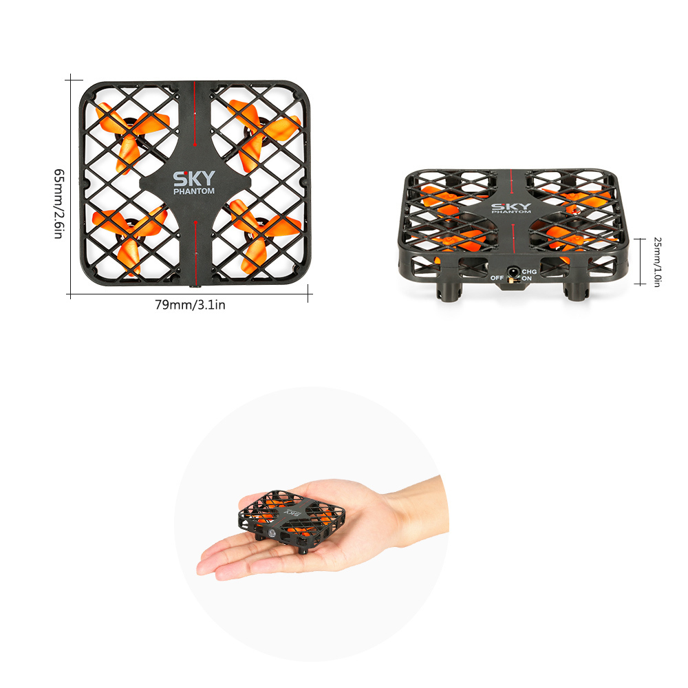 Sales Week's Led Quadcopter 36