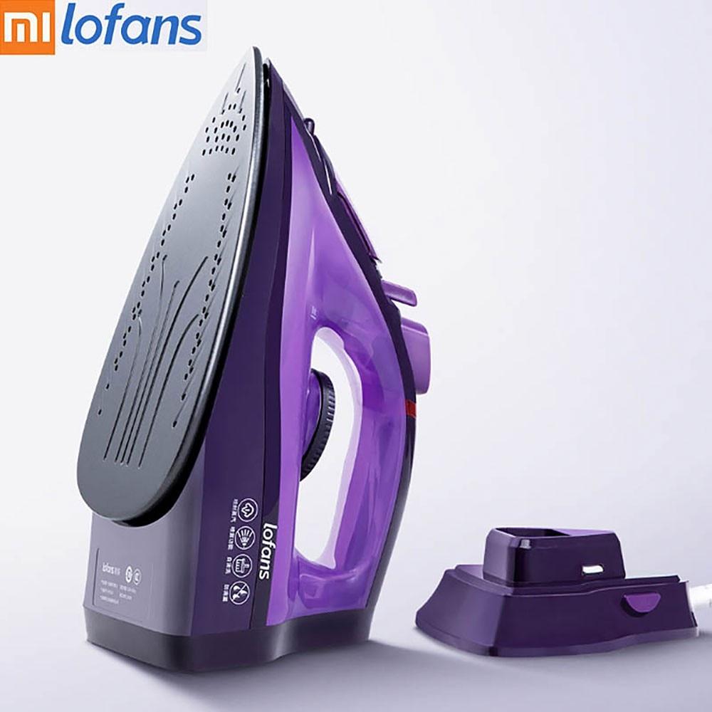 Xiaomi Mijia Lofans sans fil électrique fer à vapeur multifonction voyage ménage 3 Modes Mini vêtements fers à vapeur