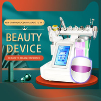 Dermabrasion Vacuum Face Cleaning Hydra Facial Machine Jet Peel Massage Skin Care Machine radio frequency Beauty Device