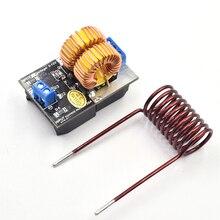 Mini dc 5 12v 150w zvs placa de aquecimento por indução gerador de alta tensão aquecedor com bobina para tesla jacobs escada driver A9 011