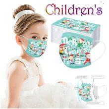D máscaras impressas descartáveis das crianças industriais lavável máscara facial boca reutilizável máscara de filtro de carvão ativado mascarilla