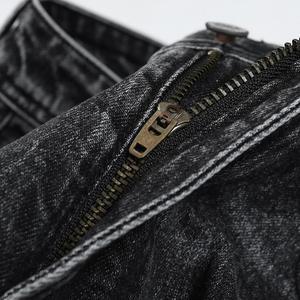 Image 5 - Simwood 2020 新ジーンズ男性古典的なジーンズ高品質ストレート脚男性カジュアルパンツプラスサイズのズボン 180348