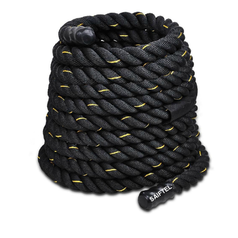 9M Heavy Undulation Battle Rope For Child Workout Training Rope Slimming Fat Burning Bodybuilding Sport Fitness Equipment HW175