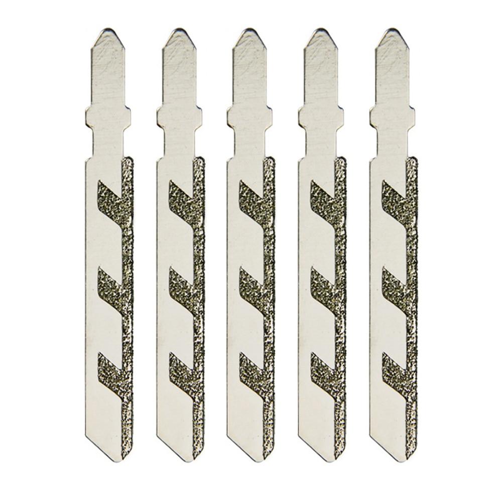 5tk 76mm, 3 tolli, teemantkattega mosaiigi saelehed Plaadilõikuri - Saelehed - Foto 2