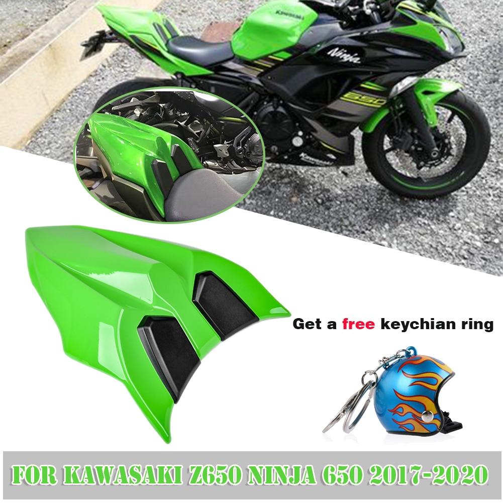 Cubierta lateral para marco de motocicleta para Ka-wa-sa-ki Z650 Ninja 650 2017-2020