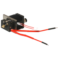 Geeetech 2 in 1 out Hotend Kit For Geeetech A10M and A20M 3D Printer With 0.4mm nozzle 1.75mm Filament Hot 3d Printer Parts 3D Printer Parts & Accessories     -